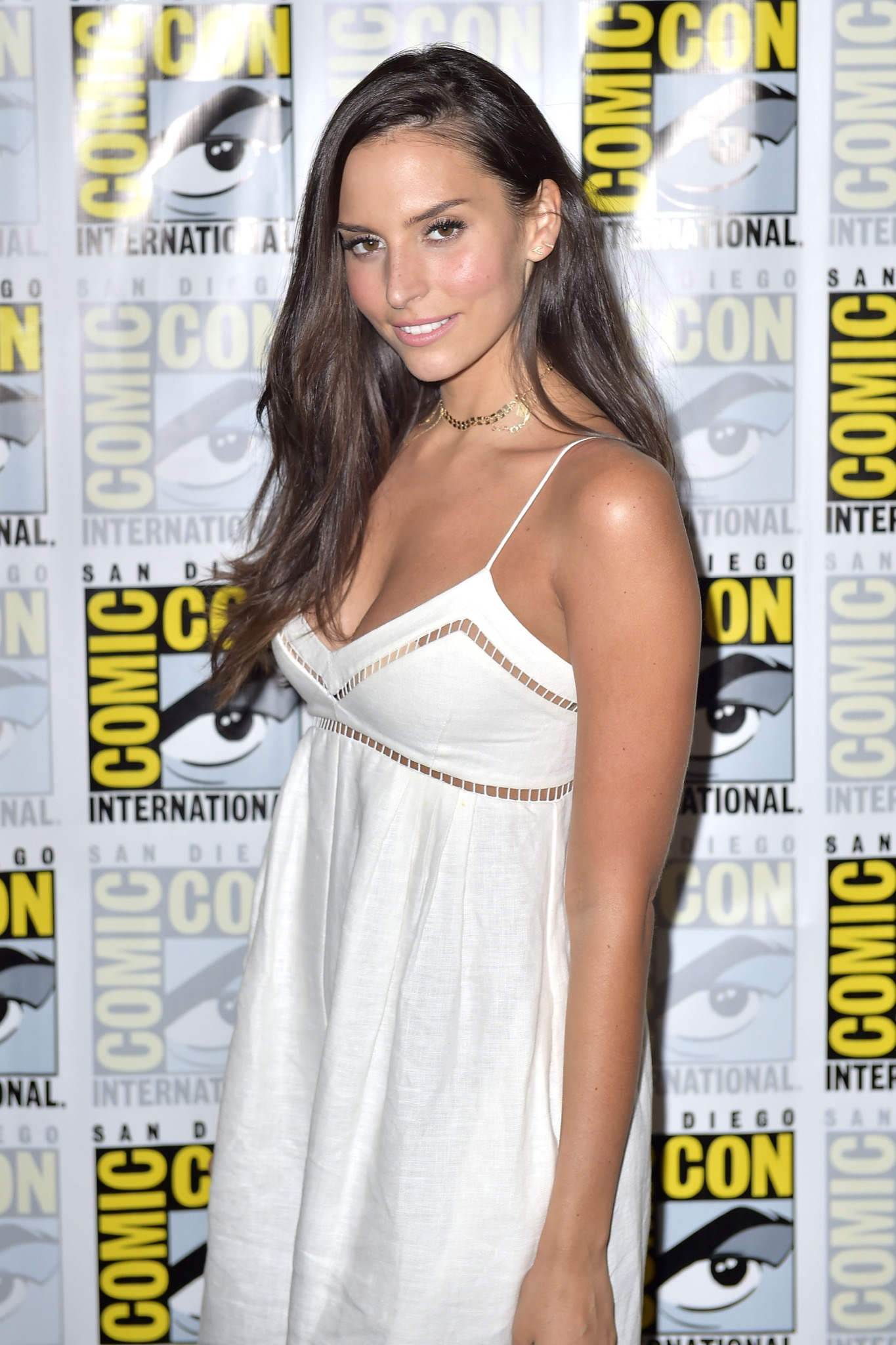 San Diego Comic-Con - Time After Time - Photocall Featuring: Genesis Rodriguez Where: San Diego, Kalifornien, United States When: 23 Jul 2016 Credit: Dave Starbuck/Future Image/WENN.com **Not available for publication in Germany, Poland, Russia, Hungary, Slovenia, Czech Republic, Serbia, Croatia, Slovakia**