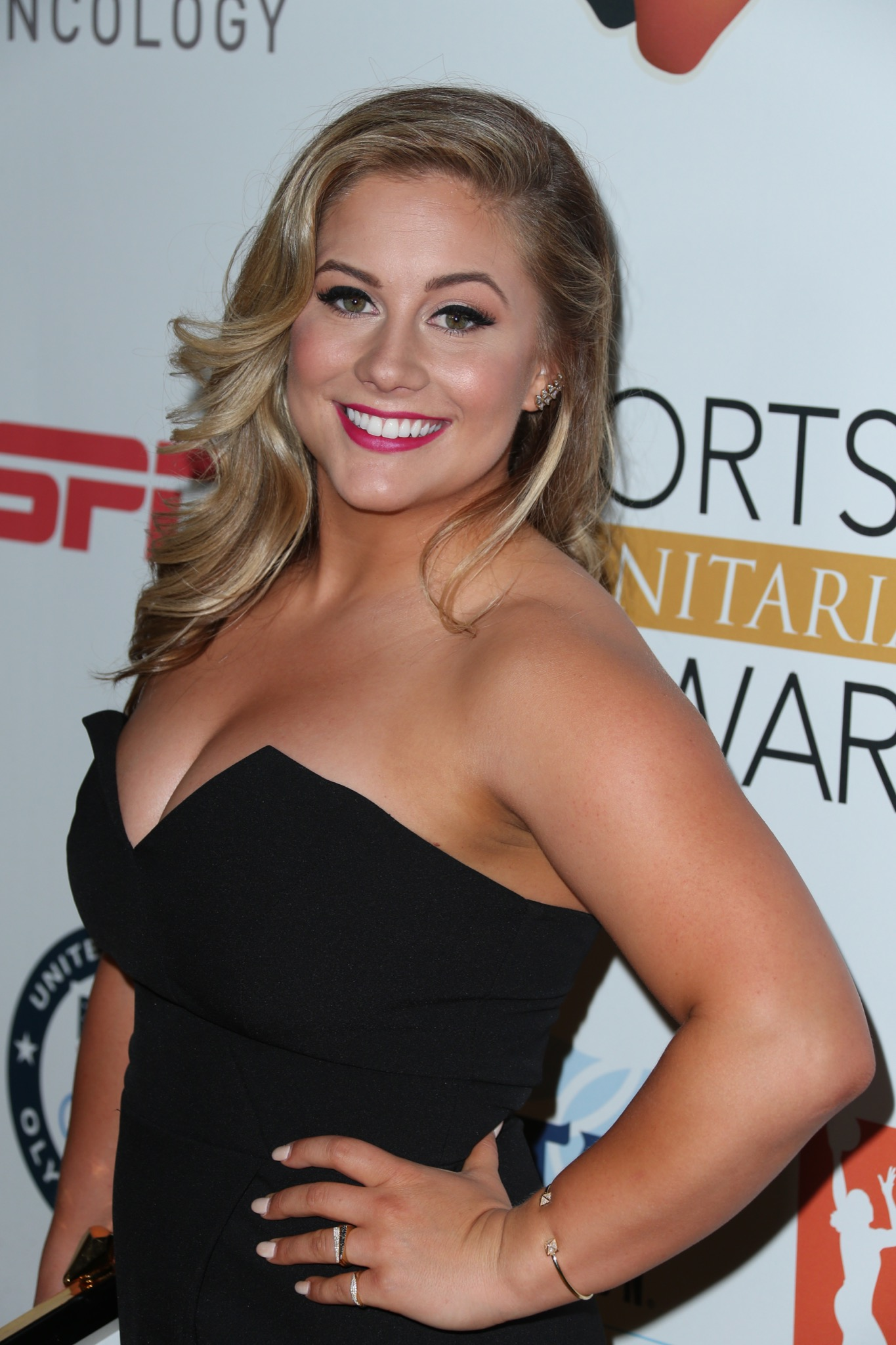 Sports Humanitarian of the Year Awards 2015 - Arrivals Featuring: Shawn Johnson Where: Los Angeles, California, United States When: 15 Jul 2015 Credit: FayesVision/WENN.com