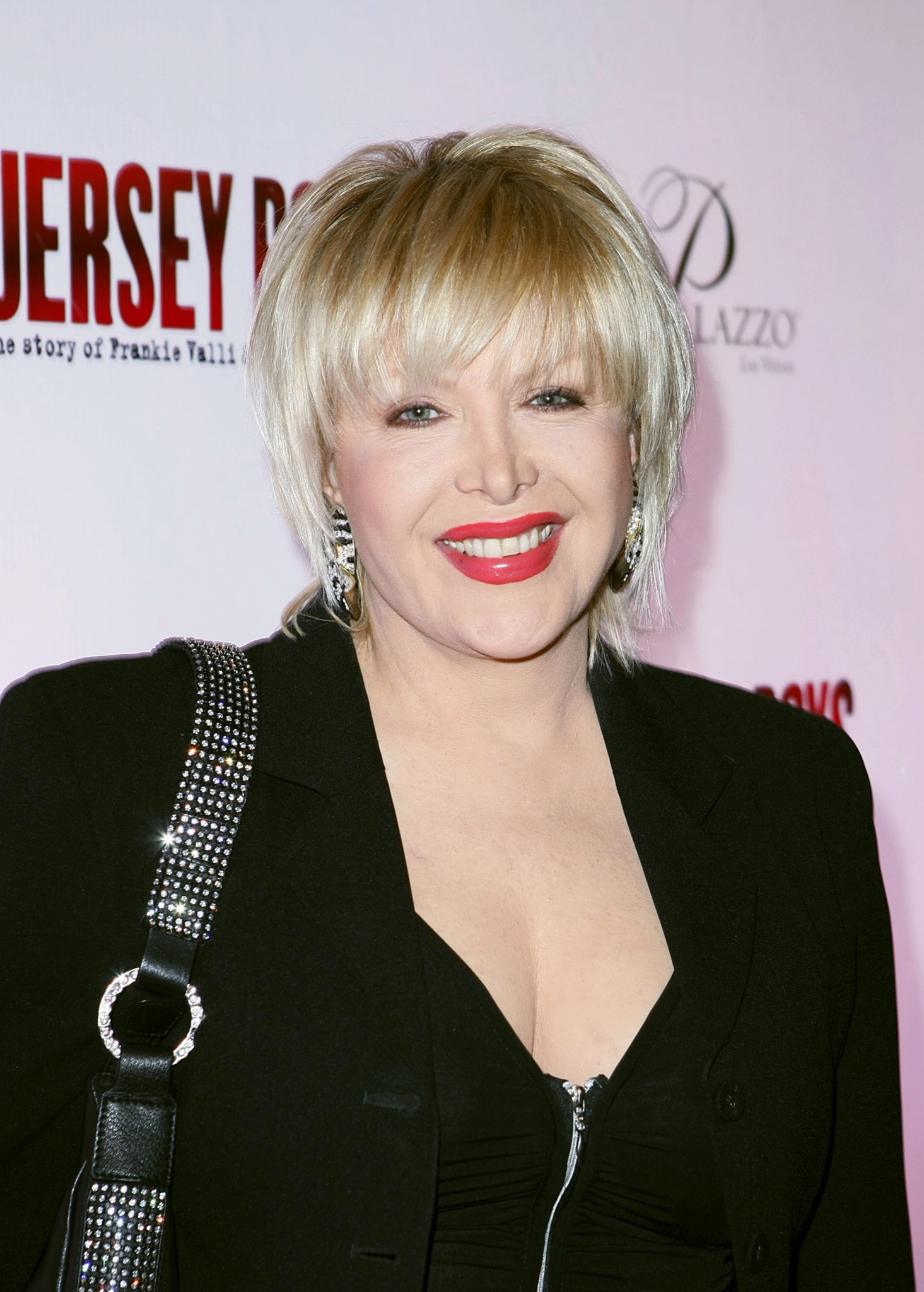 Gennifer Flowers Opening Night of 'Jersey Boys The Story of Frankie Valli & The Four Seasons' at The Palazzo Hotel Casino - Arrivals Las Vegas, Nevada - 03.05.08 Featuring: Gennifer Flowers Where: United States When: 03 May 2008 Credit: Judy Eddy / WENN