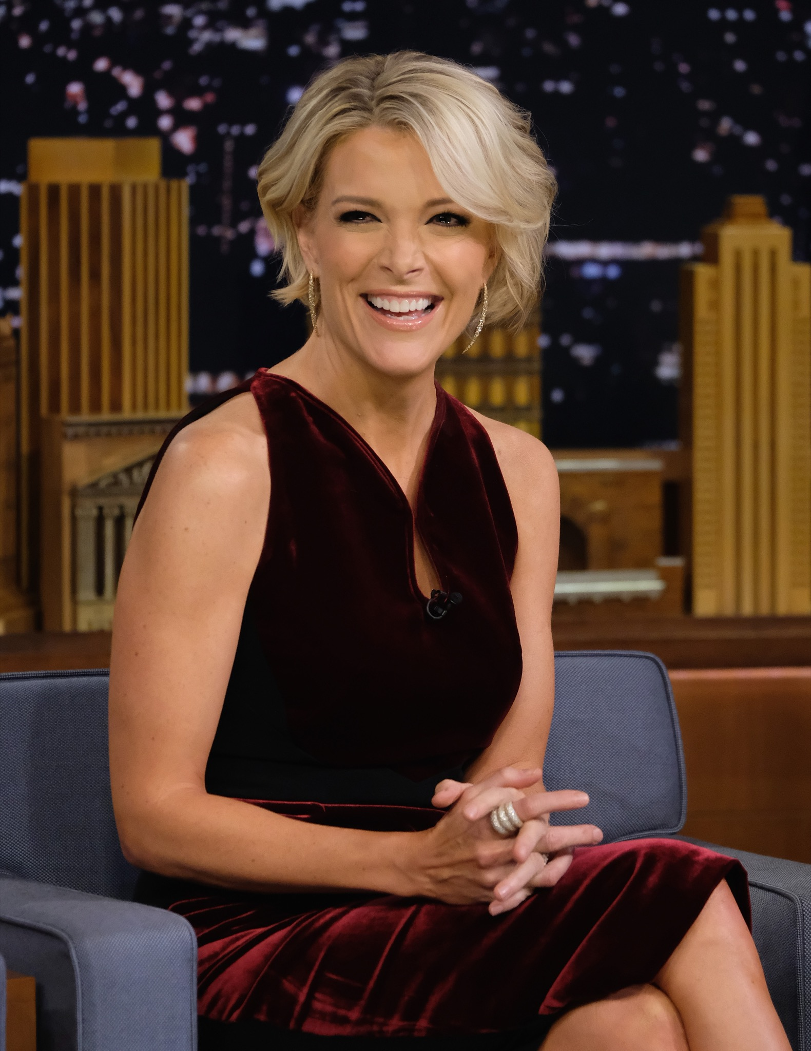 Megyn Kelly on The Tonight Show with Jimmy Fallon