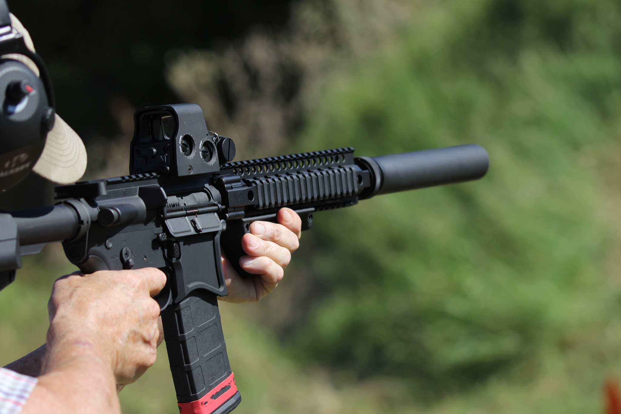 Washington University Student Suspended After AR-15 Was Found In Fraternity House