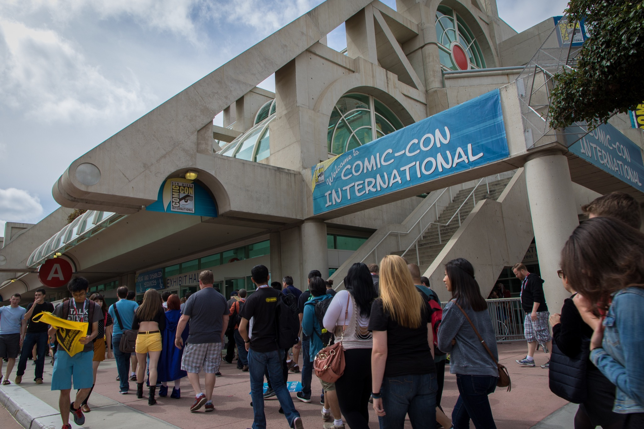 Top 5 Stereotypes Who Attend Comic-Con