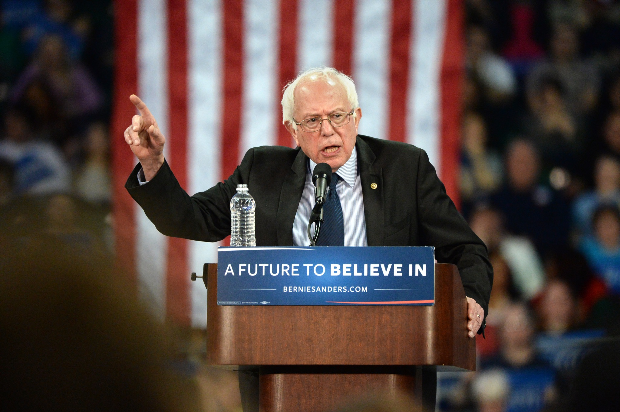Bernie Sanders Introduces Plan to Cancel All Student Loan Debt for 45 Million Americans