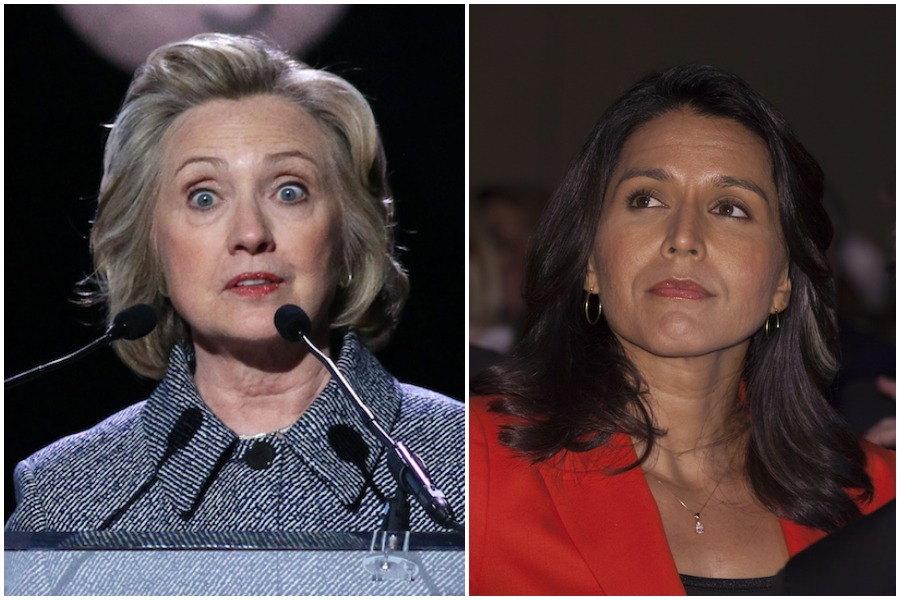 Tulsi Gabbard Accuses Hillary Clinton of Defamation Over Russian Asset Comments