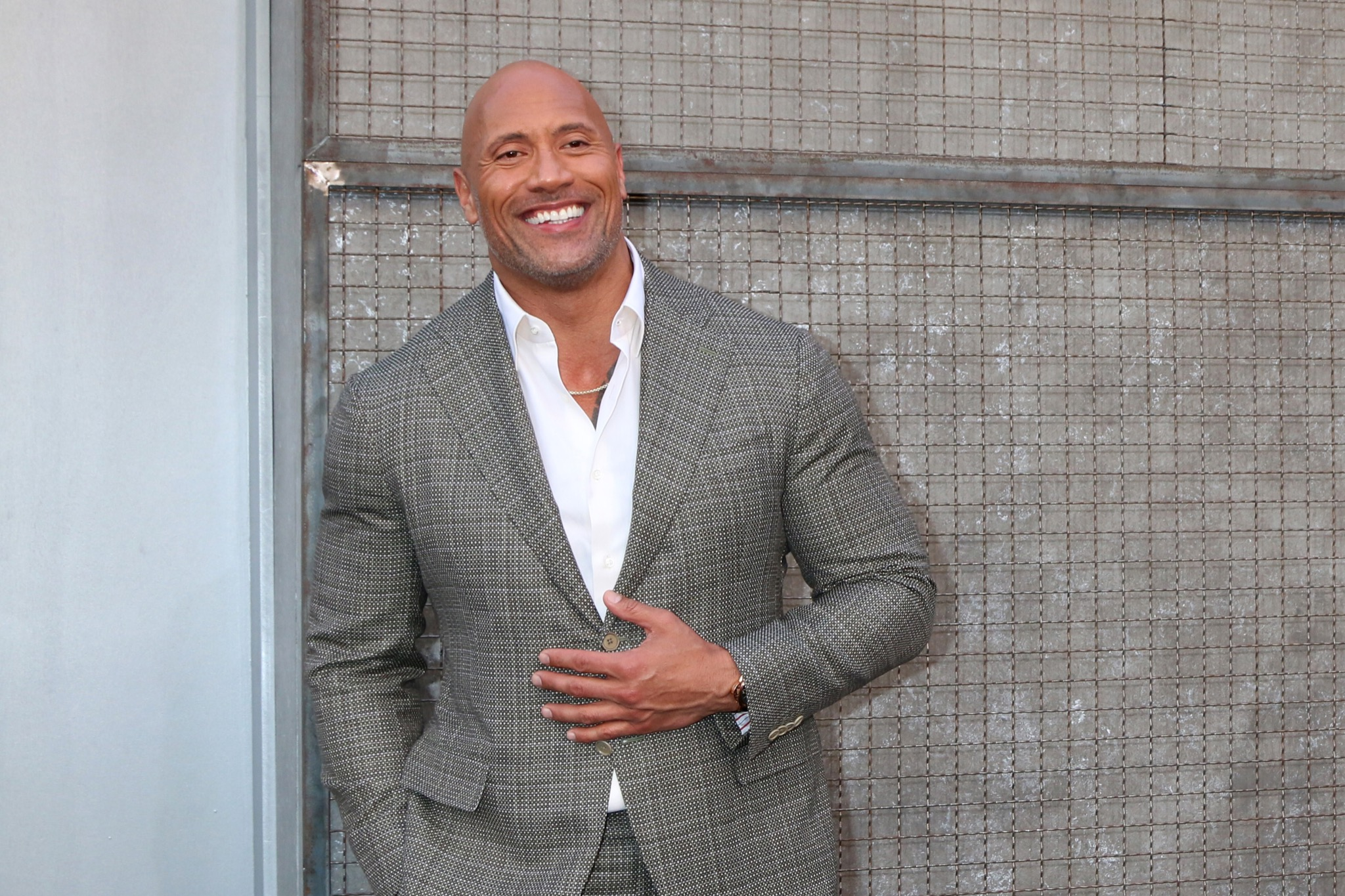 Dwayne 'The Rock' Johnson Remains Hollywood's Highest-Paid Actor