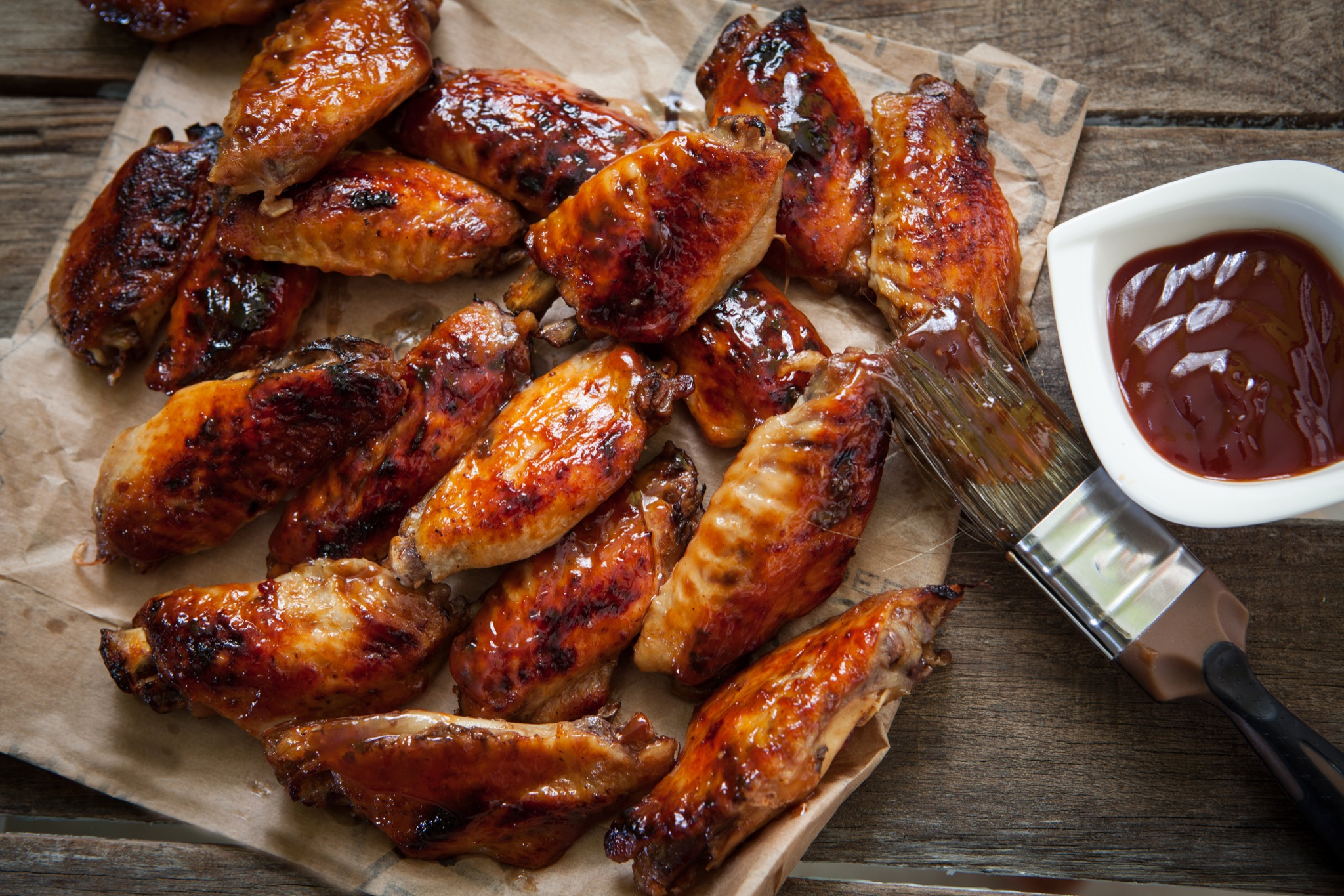 NCAA Tournament Cancellation Blessed Us With a Chicken Wings Surplus