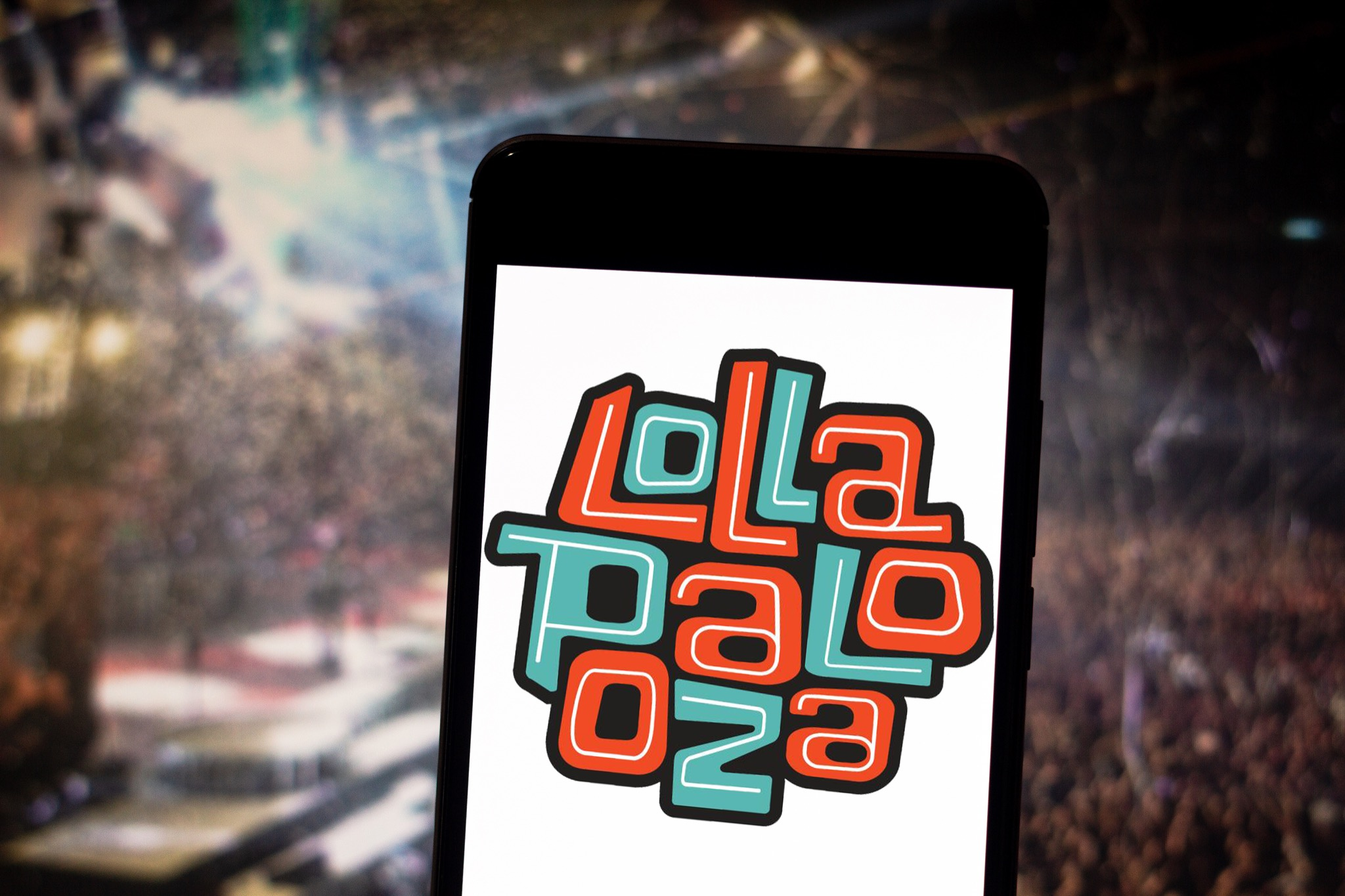 Lollapalooza Turning To Livestream Event With 'Lolla2020'