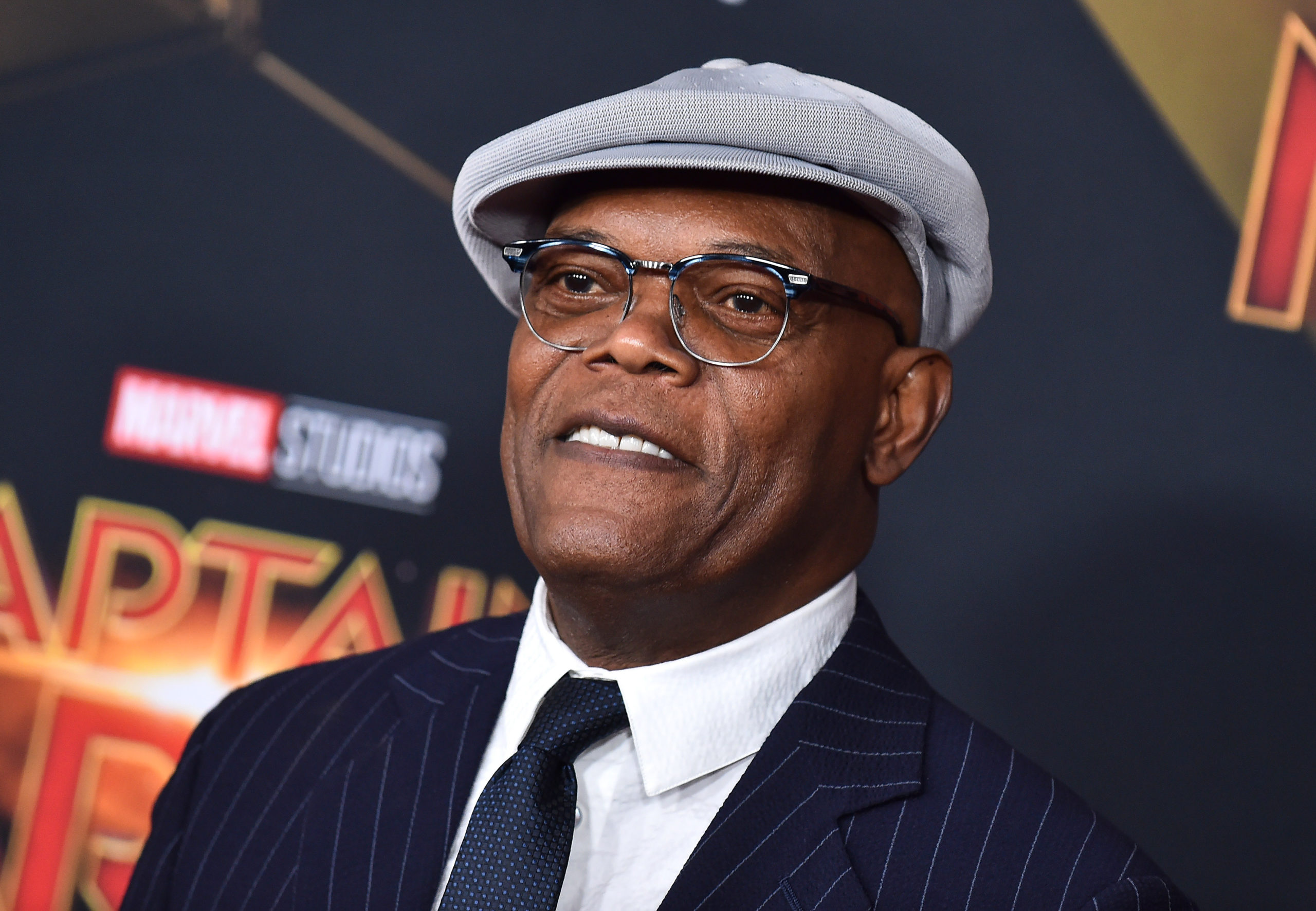 Samuel L. Jackson Will Teach You To Swear in Multiple Languages if You Vote
