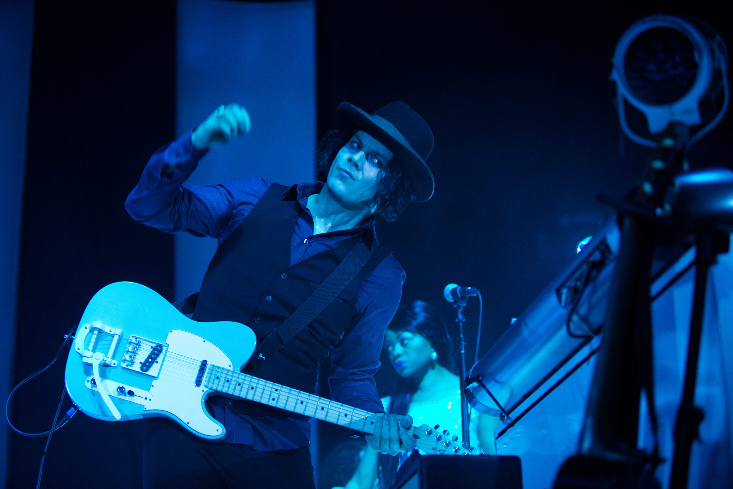 Jack White Replaces Morgan Wallen as 'SNL' Musical Guest