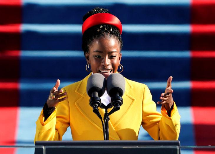 amanda gorman presidential inauguration