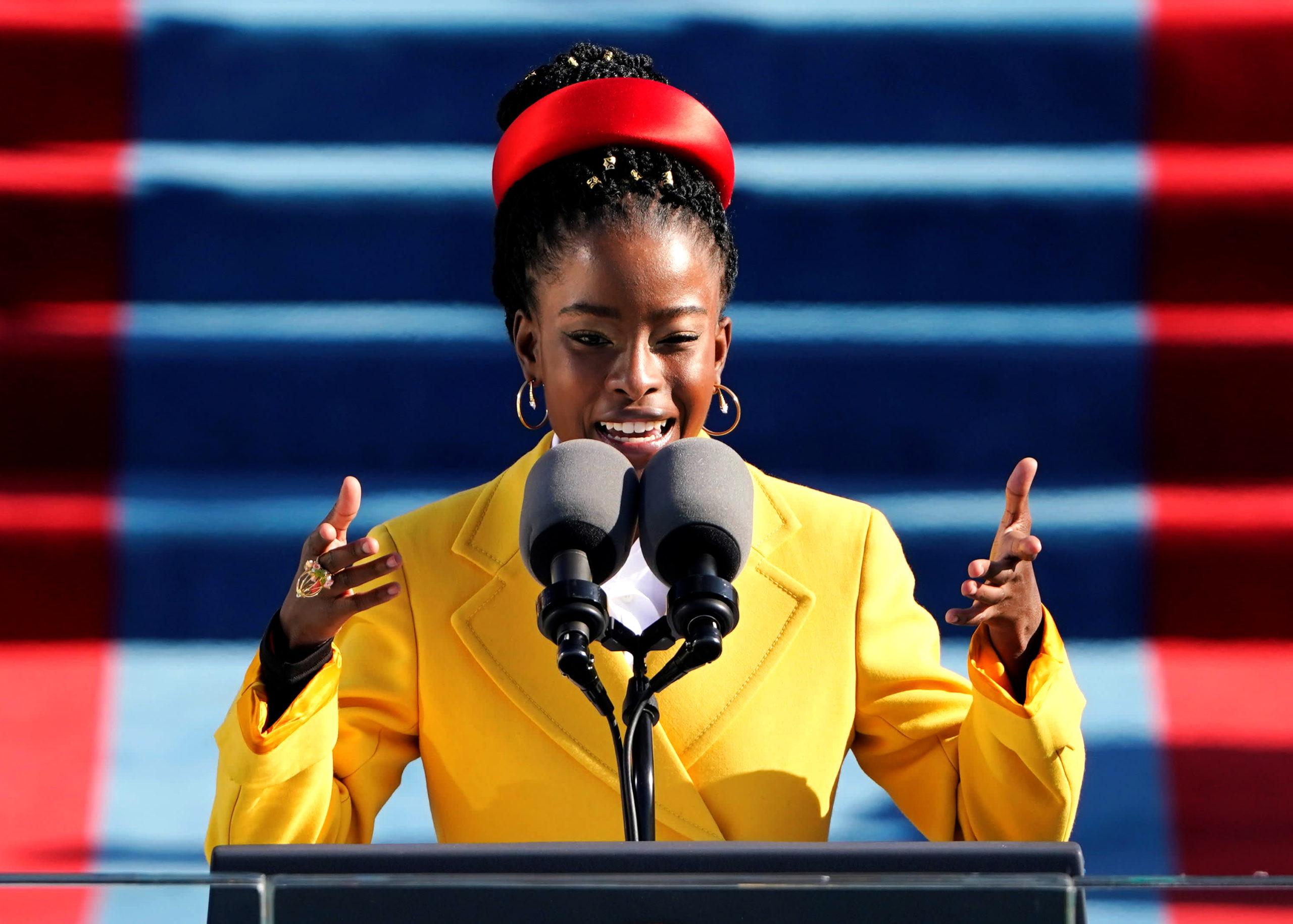 WATCH: Amanda Gorman's Inauguration Poem & Transcript