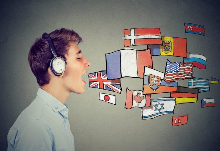Speaking, Language