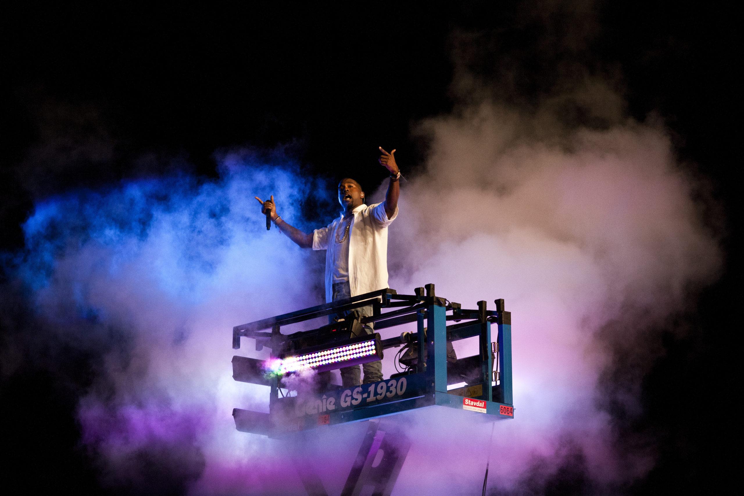 LISTEN: Kanye West 'Donda' Stream & Download: New Album