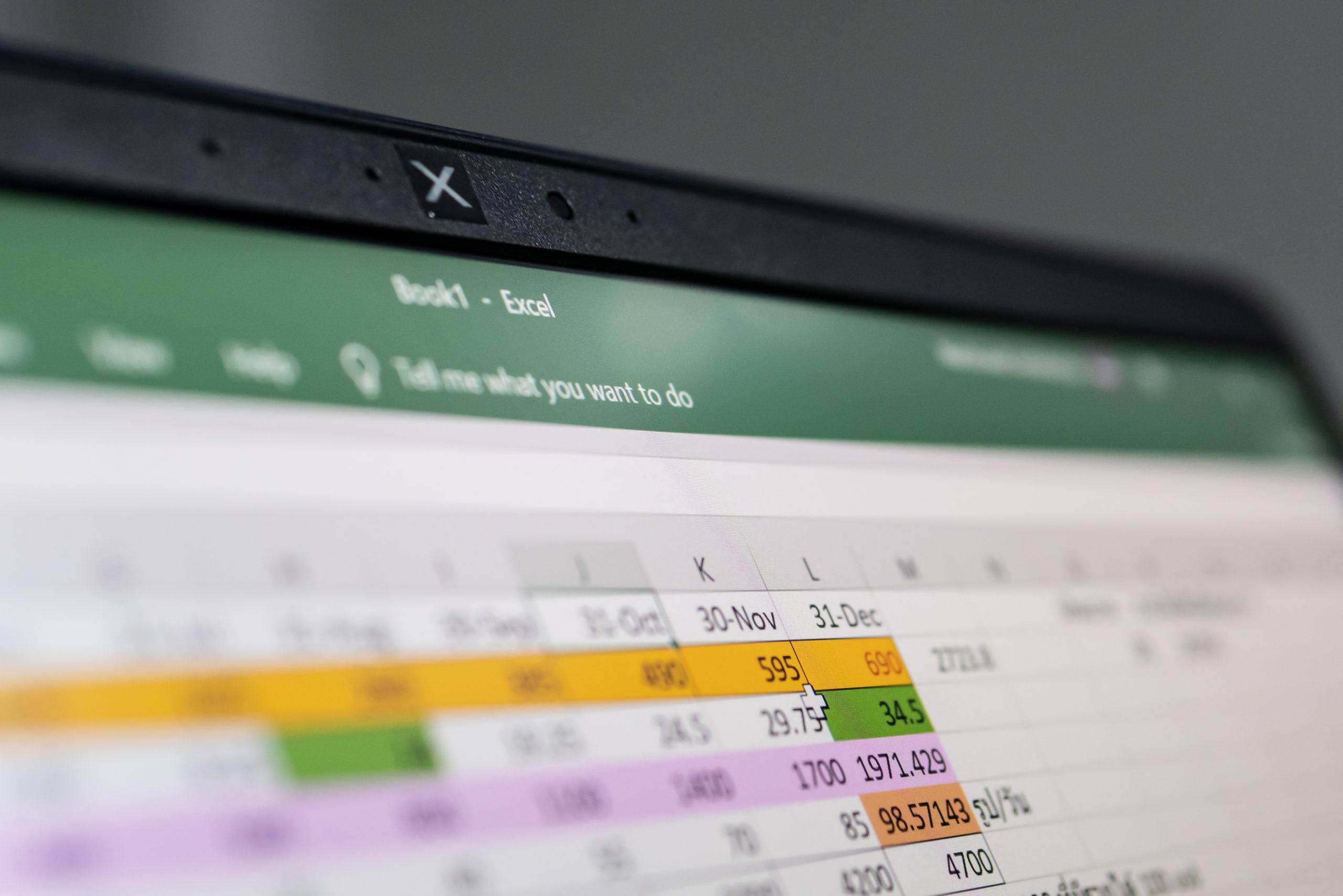 Wonderful Excel Homework Tips